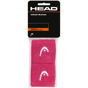 "Tennis Head and Wristbands Head Wristband 2.5""  Pink 285075 PK"