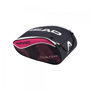 Tennis Bag Head Tour Team Shoe Bag  Navy/Pink/Violet 283507 NVPK