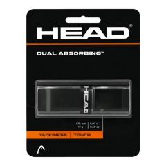 Replacement Grip Head Dual Absorbing Grip  Black 285034 BK