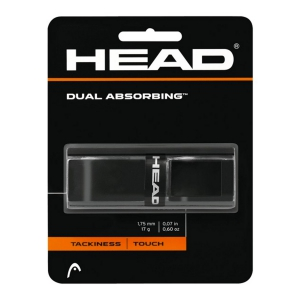 Recambio de Grip Head Dual Absorbing Grip  Black 285034 BK