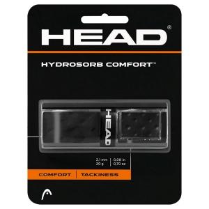 Replacement Grip Head Hydrosorb Comfort  Black 285313 BK