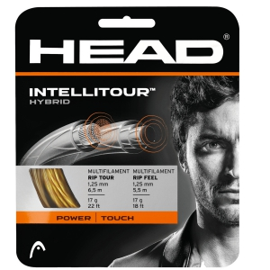 Hybrid String Head Intellitour 1.25 12 m Set   Natural 281002 17NT