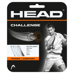 Multifilament String Head Challenge 1.25 Set 12m  White 281806 17WH