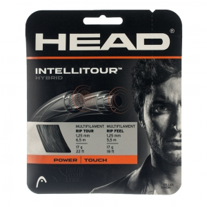 Hybrid String Head Intellitour Hybrid 1.25 12 m Set  Grey 281002 17GR