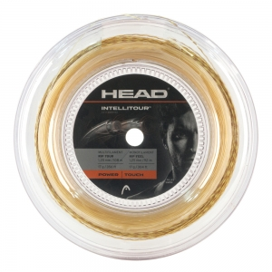 Hybrid String Head IntelliTour 1.25 200 m Reel  Natural 281012 17NT