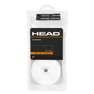 Overgrip Head Prime x 30 Overgrip  White 285495