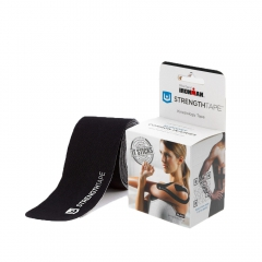 Supports Ironman Strength Tape Roll 5m  Black PR15551BK