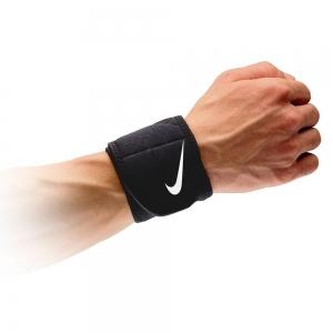 Accessorios Jugadores Nike Pro Wrist Wrap 2.0  Black/White N.MZ.08.010.OS