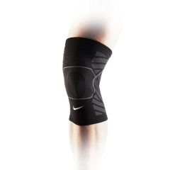 Supports Nike Advantage Knitted Knee Sleeve  Black/Grey N.MS.76.031