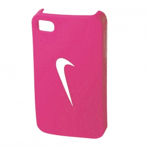 Various Accessories Nike Graphic Hard Case  Pink/White N.IA.20.632.OS