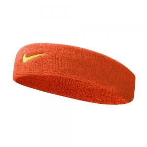 Fasce Tennis Nike Swoosh Fascia  Orange N.NN.07.871.OS