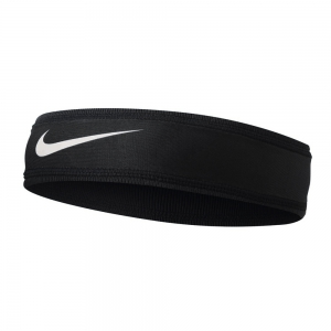 Tennis Head and Wristbands Nike Speed Performance Headband  Black/White N.NN.22.010.OS