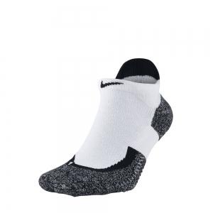 Tennis Socks Nike Elite Tennis No Show Socks  White/Black SX4987110