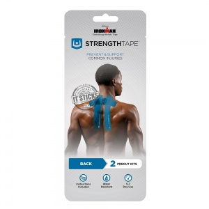 Supports Ironman Strength Tape  Neck/Back PR15564
