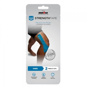 Supports Ironman Strength Tape  Knee PR15561