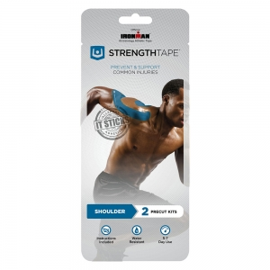 Supports Ironman Strength Tape  Shoulder/Neck/Bicep PR15562