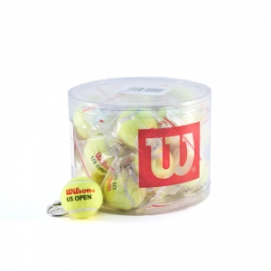 Various Accessories Wilson US Open Box x 24 Keyring Z5452