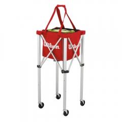 Carts & Baskets Wilson Teaching Cart Easyball 150  Red WRZ541000