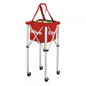 Carritos y Cestas Wilson Teaching Cart Easyball 150  Red WRZ541000