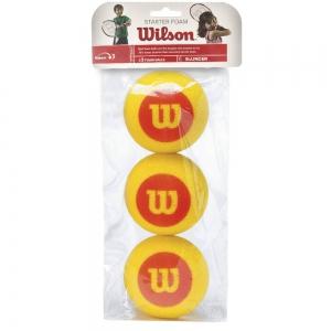 Pelotas Tenis Wilson Wilson Starter Foam Balls Pack x3 WRZ258900