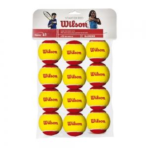 Pelotas Tenis Wilson Wilson Starter Easy Ball (Stage 3)  12 pelotas WRT137100
