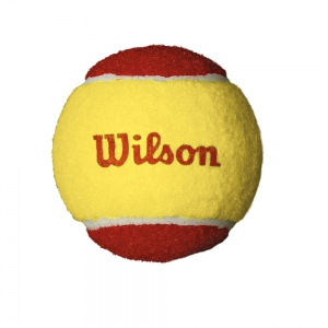 Wilson Tennis Balls Starter Easy Balls Red  Pack x36 WRT13700B