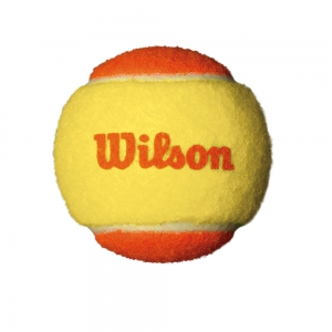 Wilson Tennis Balls Wilson Starter Game Balls Orange pack x 48 WRT13730B