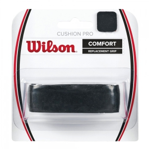 Replacement Grip Wilson Cushion Pro Grip  Black WRZ4209BK