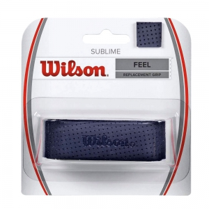 Replacement Grip Wilson Sublime Grip  Navy WRZ4202BL
