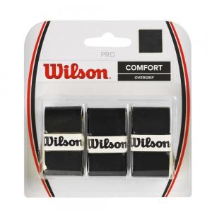 Overgrip Wilson Pro OverGrip x3  Black WRZ4014BK