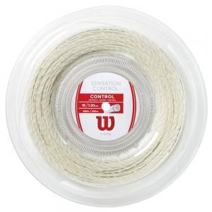 Multifilament String Wilson Sensation Control 1.30 200 m Reel  Natural WRZ911200