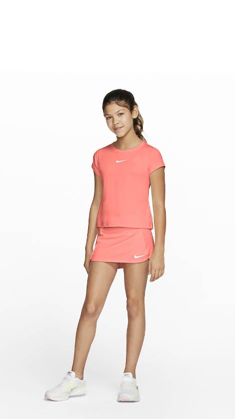 Nike Court Girl Look