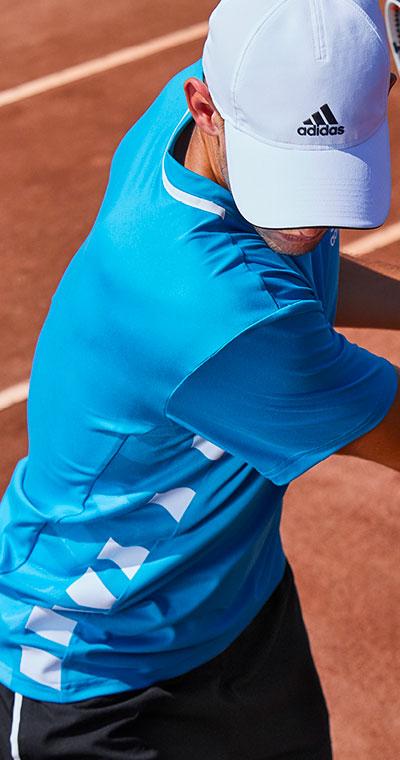 43193986 Adidas Roland Garros Tennis Collection | MisterTennis.com