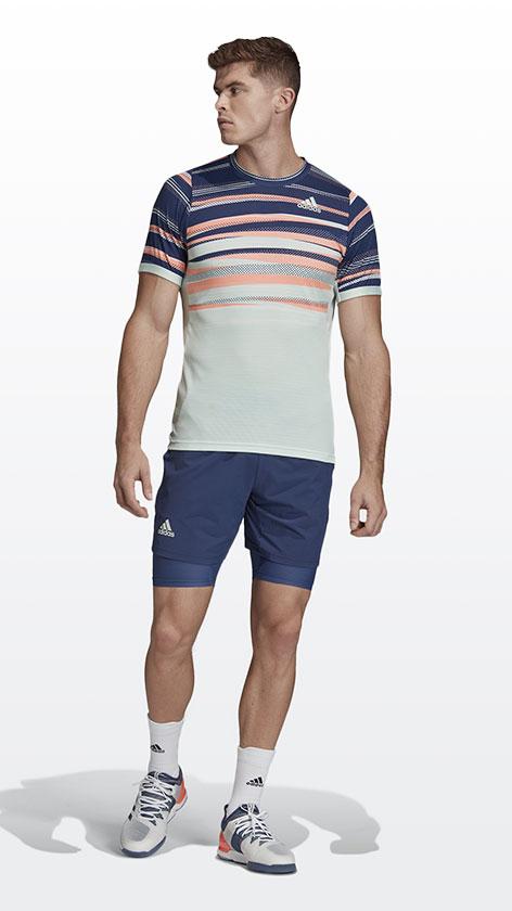 Adidas Print Look