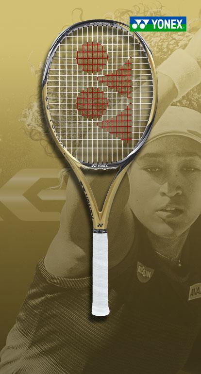 YONEX Ezone GOLD Ispirata alla campionessa Naomi Osaka