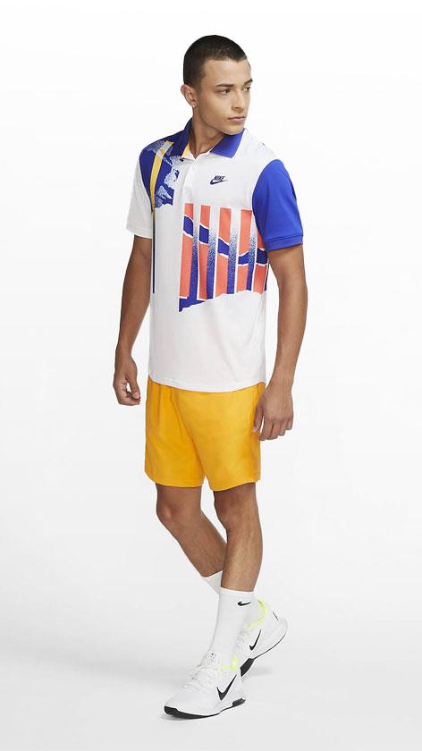 Nike Advantage Look