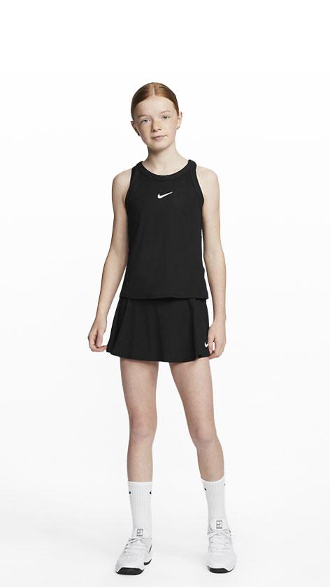 Nike Black Girl Look