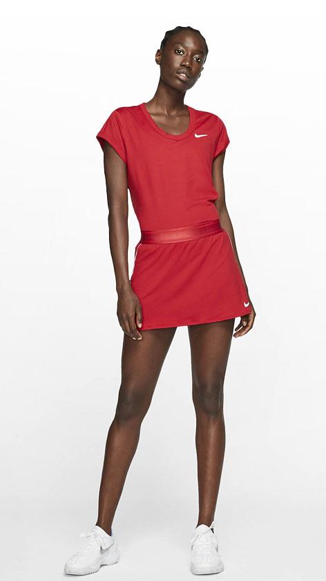 Nike Swoosh Look