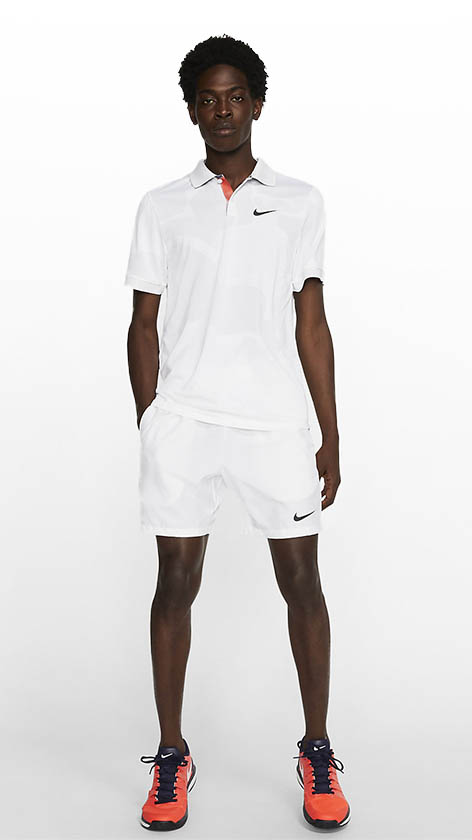 Nike Court Breathe Advantage Look