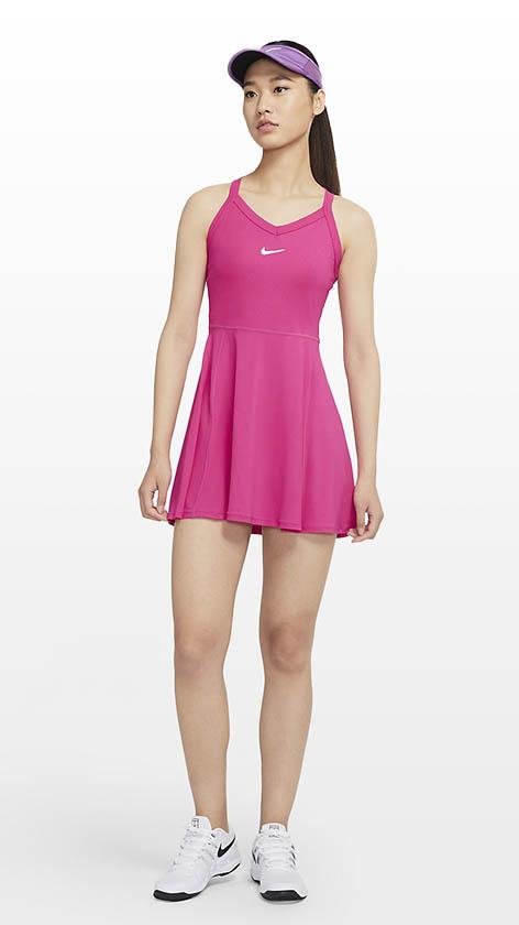 Nike Vivid Pink Look