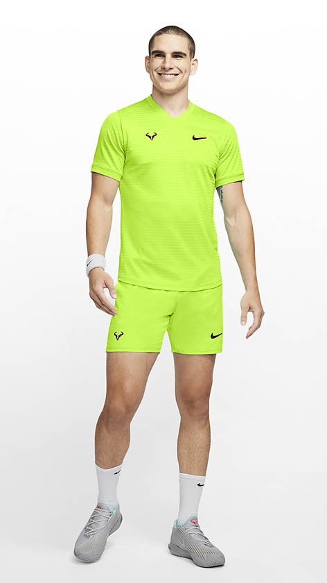 Nike Rafa Challenger Look