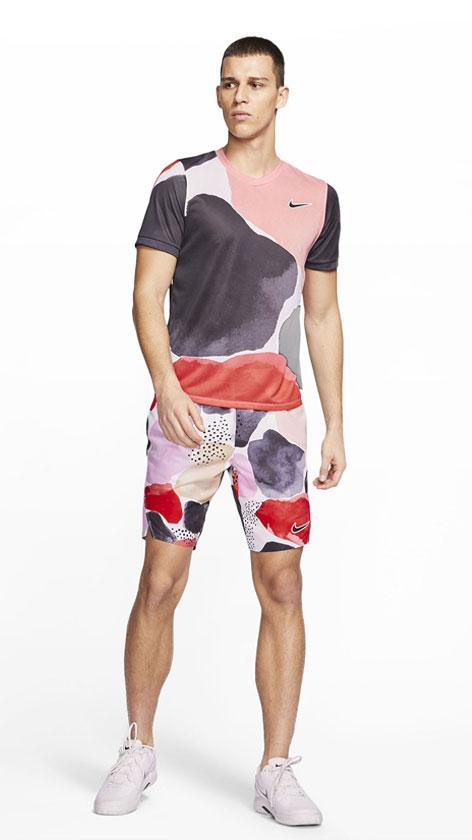Nike Challenger Print Look