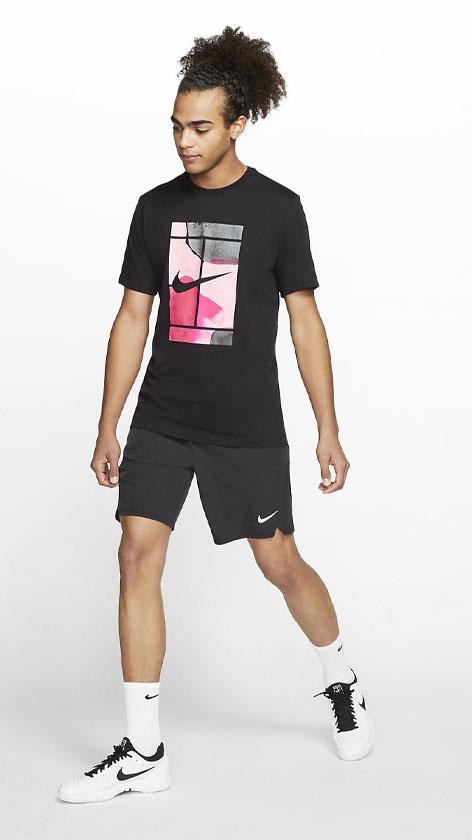 Nike Court Swoosh Look