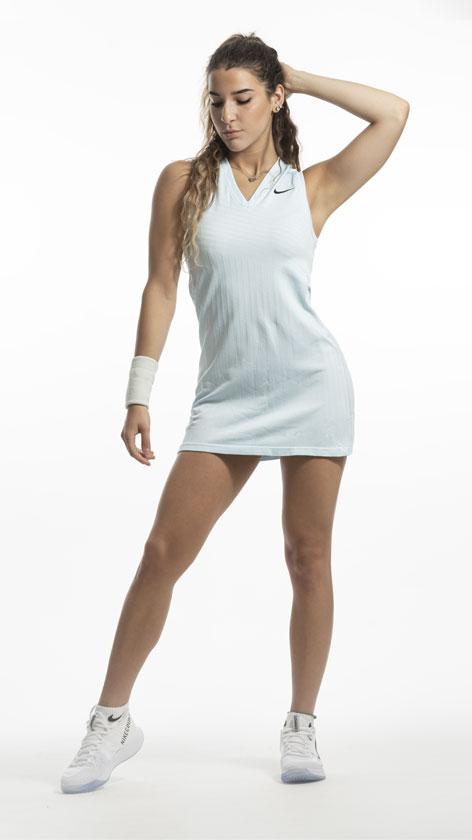 Nike Maria Sharapova Look