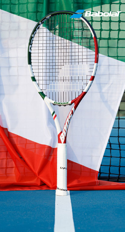 BABOLAT FLAG SERIES Choose the colors of your country