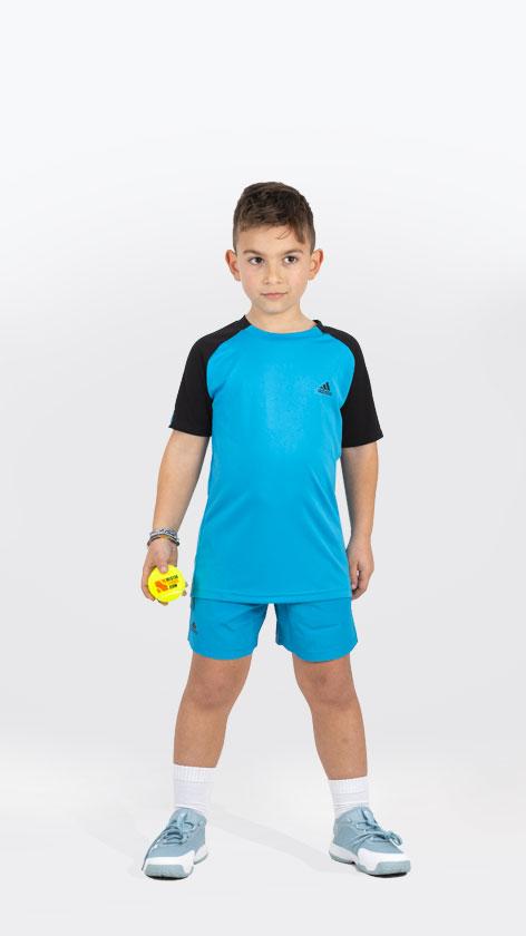 Adidas Boy Club Look