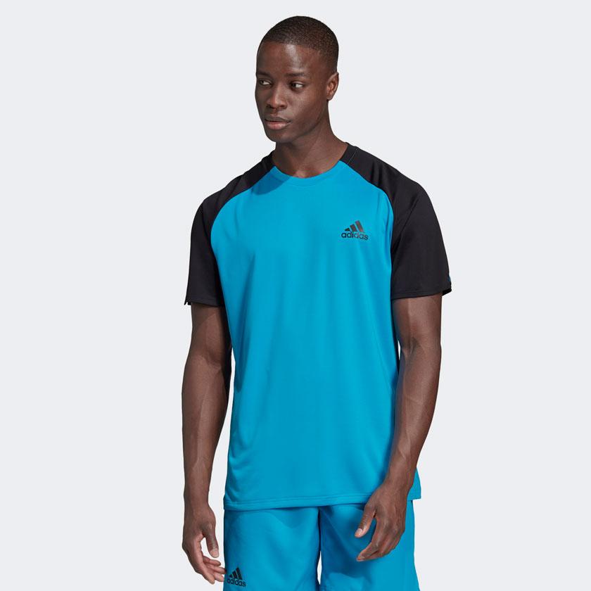 Adidas Club Color Block T-Shirt