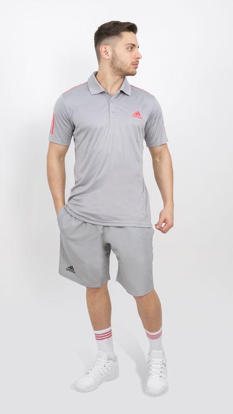 Adidas Club Look