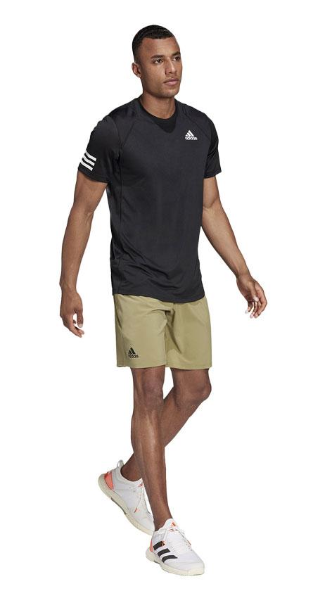 adidas Club 3-Stripe T-Shirt