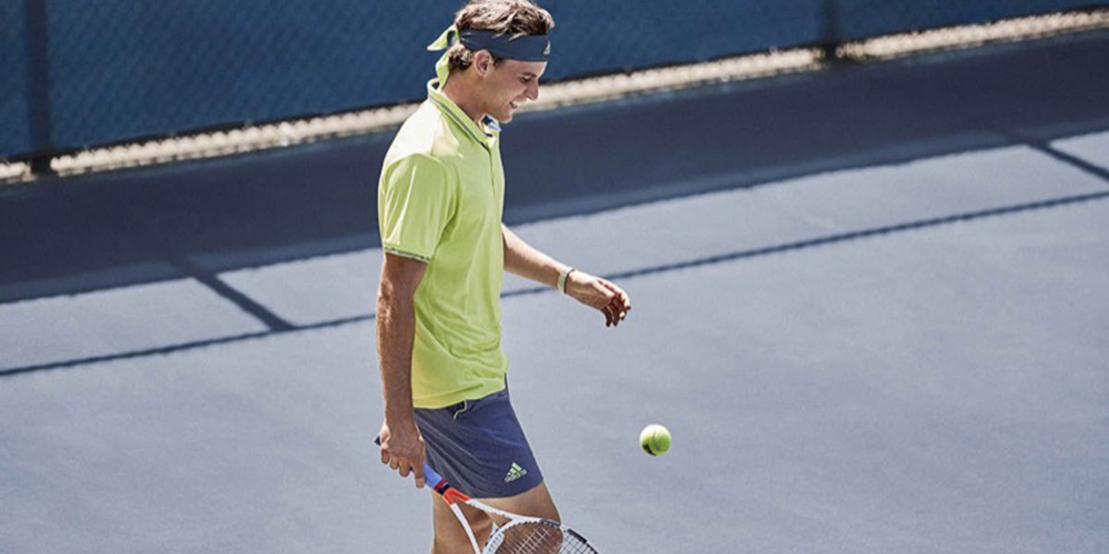 adidas abbigliamento uomo tennis